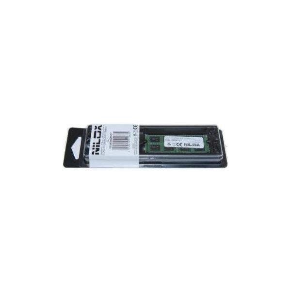 Memória RAM Nilox 4GB DDR3 1066MHz PC3-8500 CL7 - NXS41066M1C7