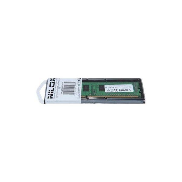 Memória RAM Nilox 4GB DDR3 1066MHz PC3-8500 CL7 - NXD41066M1C7