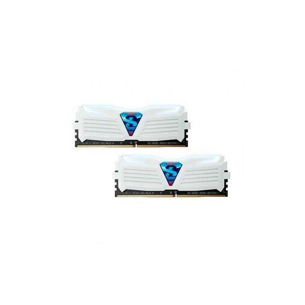 Memória RAM Geil 16GB Super Luce RGB SYNC 2x 8GB DDR4 3000MHz PC4-24000 - GLS416GB3000C16ADC