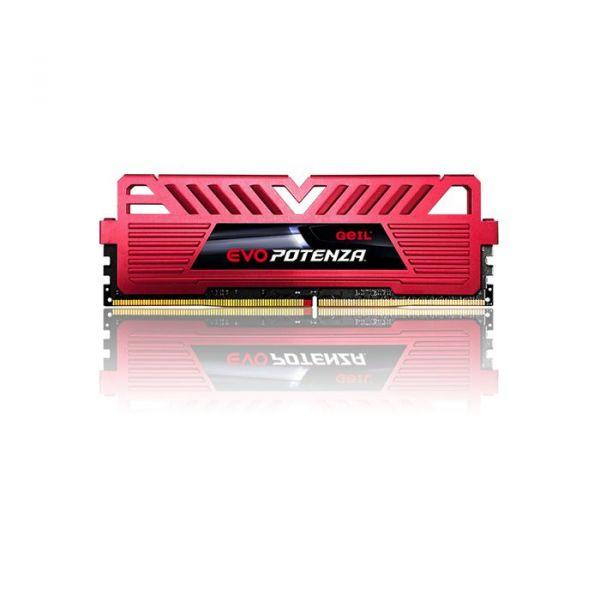 Memória RAM Geil 8GB EVO Potenza 2x 4GB DDR4 2133MHz PC4-17000 CL15 - GPR48GB2133C15DC