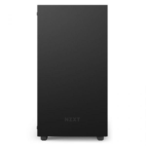 NZXT H400i RGB Black/Blue - CA-H400W-BL