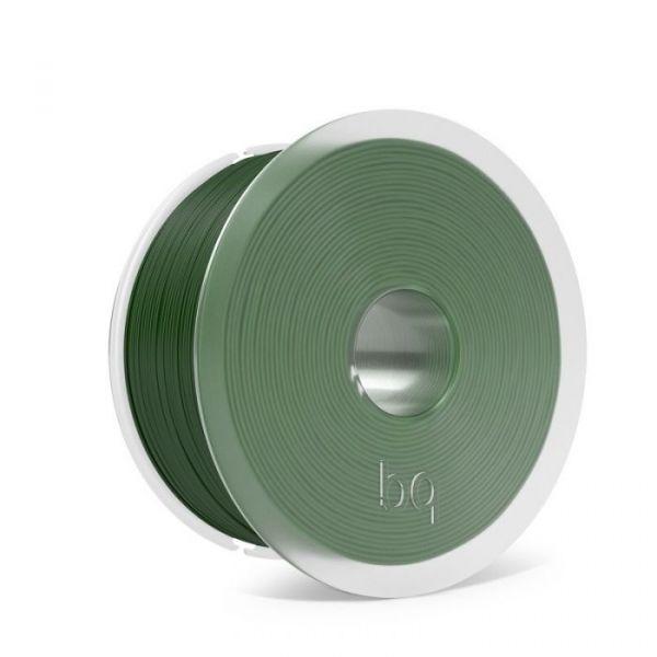 BQ Filamento PLA Easy Go 1,75mm Verde Garrafa - F000156