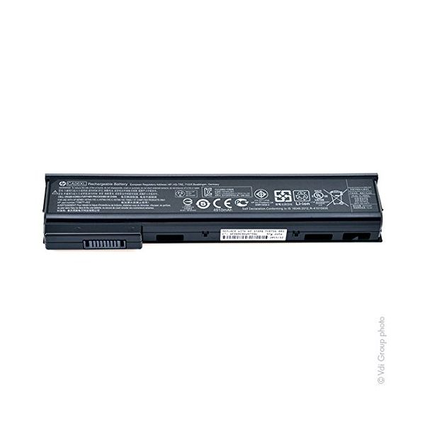HP Main Battery Pack 11.1V 5000MAH 55WH - 718756-001