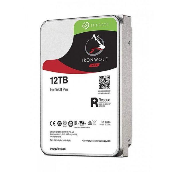 Seagate 12TB IronWolf Pro 7200rpm SATA III 3.5 - ST12000NE0007