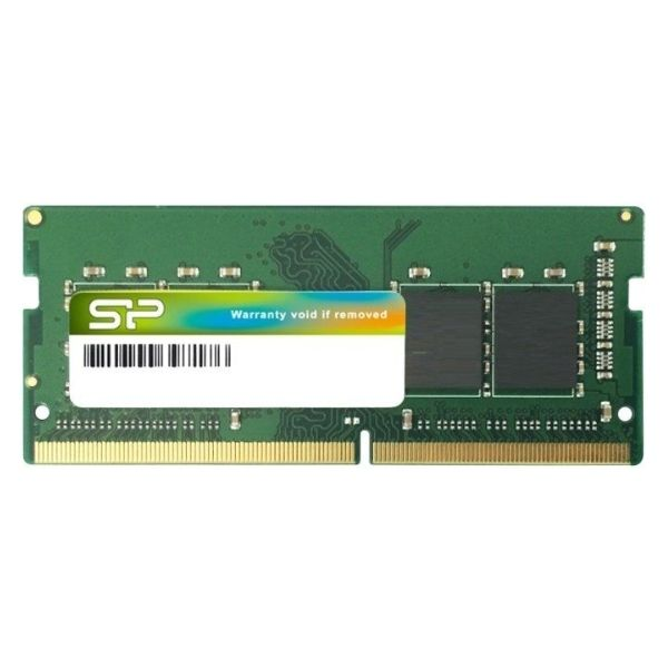 Memória RAM Silicon Power 8GB DDR4 2400MHz 260Pin SODIMM CL17 - SP008GBSFU240B02
