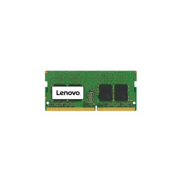Memória RAM Lenovo 4GB DDR4 2400MHz SO DIMM - 4X70M60573