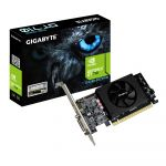 Placa Gráfica Gigabyte GeForce GT710 2GB DDR5 (PCI-E) - GV-N710D5-2GL