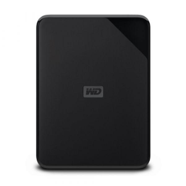 Disco Externo Western Digital 4TB Elements SE USB 3.0 - WDBJRT0040BBK-WESN
