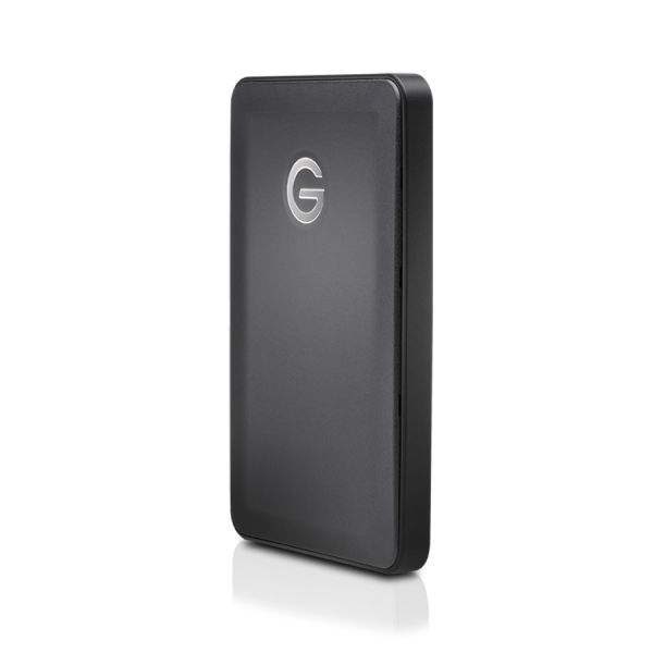 Disco Externo G-Technology 1TB G-Drive Mobile Portable Black USB 3.0 - 0G04451