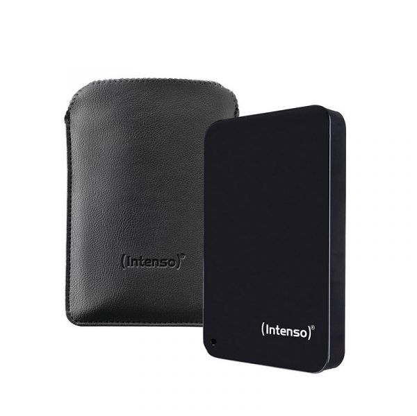 "Disco Externo Intenso 2TB Memory Drive 2.5"" USB 3.0 - 6023580"