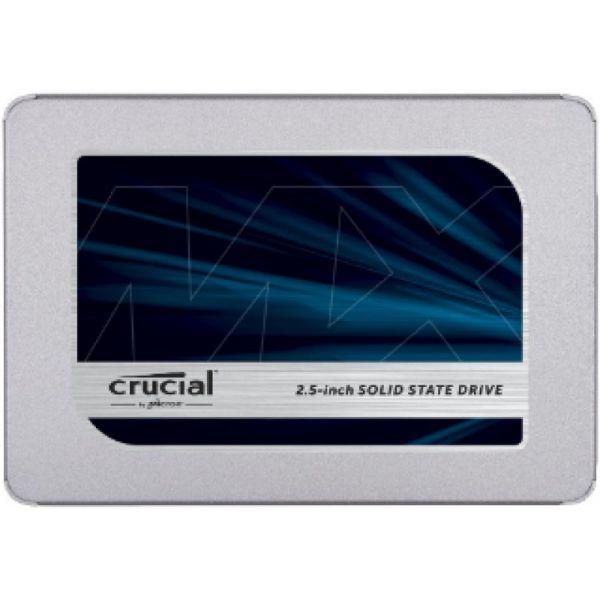 """Crucial 250GB MX500 2.5"""" 3D TLC SATA III - CT250MX500SSD1"""