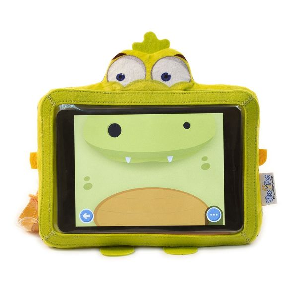 """Capa Universal P/ Tablet 7"""" - 8"""" WISE PET ROCKY"""