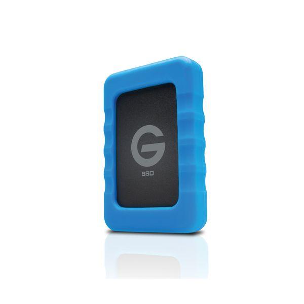 Disco Externo SSD G-Technology 2TB G-Drive ev RaW SSD USB 3.0 - 0G06032