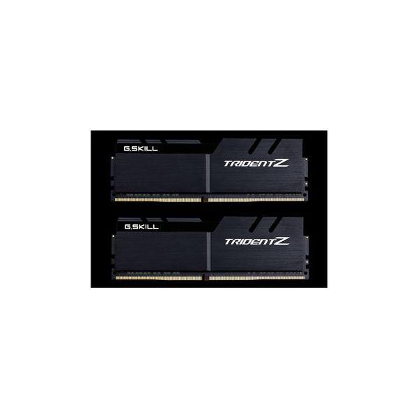Memória RAM G.Skill 32GB Trident Z (2 x 16GB) DDR4 4000MHz PC4-32000 CL19 - F4-4000C19D-32GTZKK