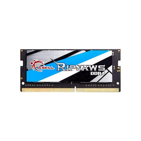 Memória RAM G.Skill 8GB Ripjaws DDR4 SO-DIMM (1 x 8GB) DDR4 3200MHz PC4-25600 CL16 - F4-3200C16S-8GRS