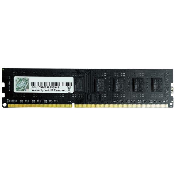 Memória RAM G.Skill 4GB Value (1 x 4GB) DDR4 2400MHz PC4-19200 CL17 - F4-2400C17S-4GNT