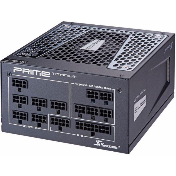 Seasonic PRIME Ultra 850W Titanium Full Modular SSR-850TR