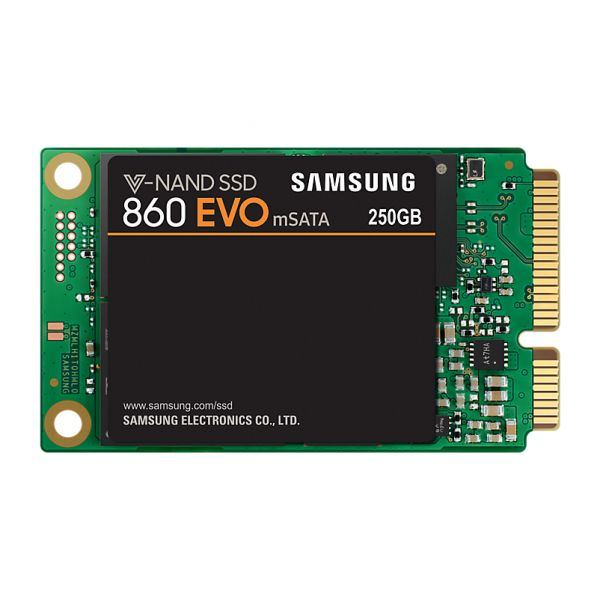 Samsung 250GB 860 Evo MLC V-NAND SSD mSATA SATA III - MZ-M6E250BW