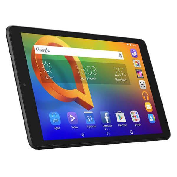 """Tablet Alcatel A3 10.1"""" QC MT8127 1GB/16Gb Wi-Fi Black"""
