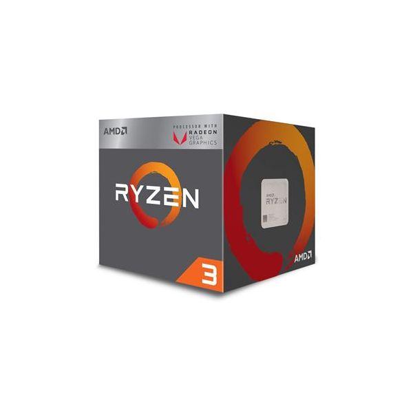 AMD Ryzen 3 2200G 3.5GHz 6MB Skt AM4 Box - YD2200C5FBBOX