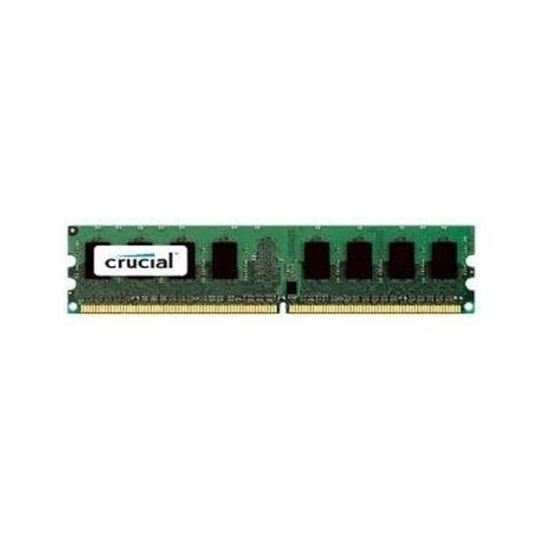 Memória RAM Crucial 4GB DDR3 1866MHz PC3-14900 CL13 ECC - CT51272BA186DJ