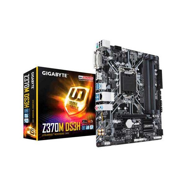 Motherboard Gigabyte GA-Z370M-DS3H