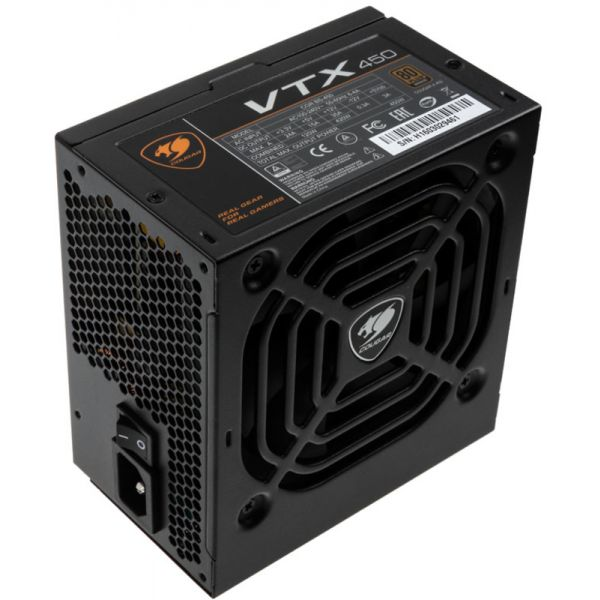 Cougar 450W VTX 80+ Bronze - 31TC045.0077