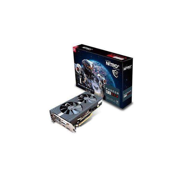 Sapphire Radeon RX570 NITRO+ OC 4GB GDDR5 - 11266-46-20G