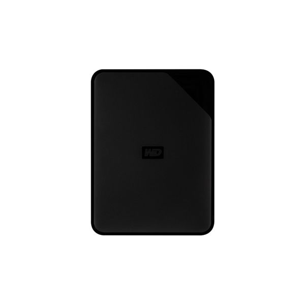 Disco Externo Western Digital 2TB Elements 2.5 USB 3.0 Black - WDBJRT0020BBK-WESN