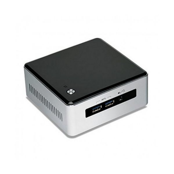 Intel NUC kit NUC5I3MYHE i3-5010U - BLKNUC5I3MYHE