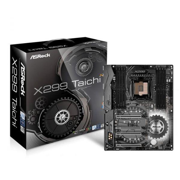 Motherboard AsRock X299 Taichi Xe - 90-MXB6J0-A0UAYZ