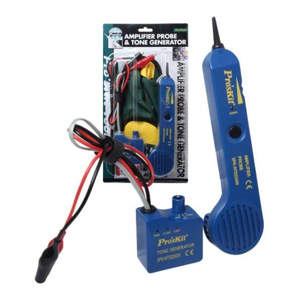 Proskit Testador De Cabos C/ Gerador De Tons - 3PK-NT023N