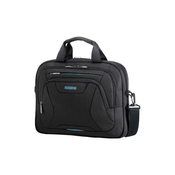 American Tourister Pasta Portátil 13.3-14.1'' At Work Black - 33G00409