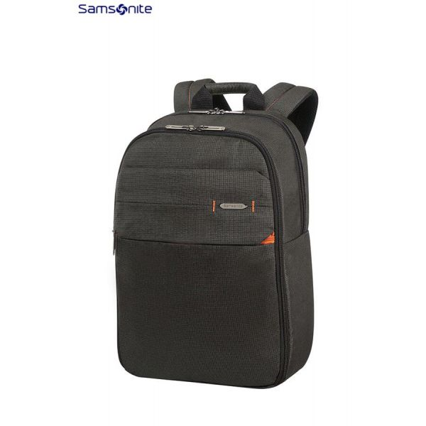 Samsonite Mochila Portátil 15.6'' Network 3 Charcoal Black - CC800519