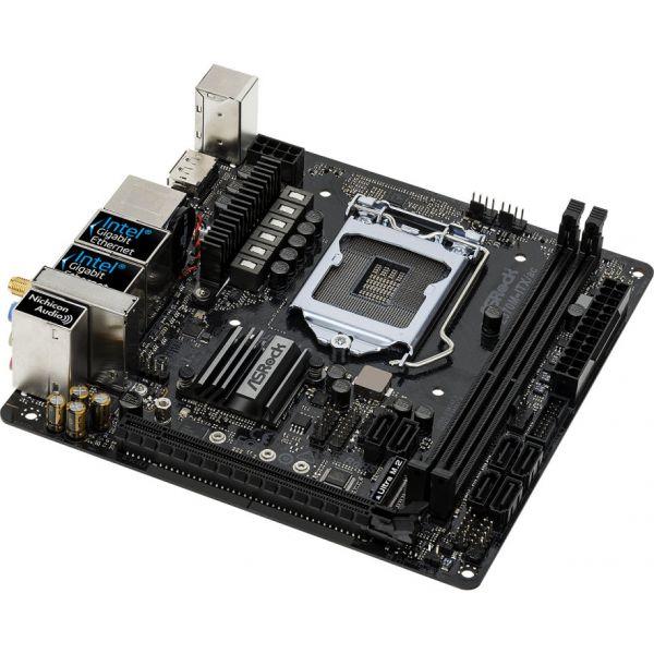 Motherboard ASRock Z370M-ITX/AC - 90-MXB620-A0UAYZ