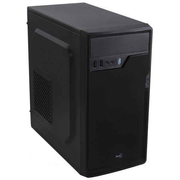 Aerocool Caixa MICRO-ATX USB3.0 8CM FAN - CS100AD