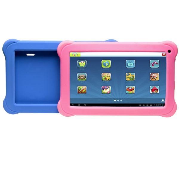 "Tablet Denver TAQ-10353 10.1"" 16GB + 2 Capas Blue And Pink"