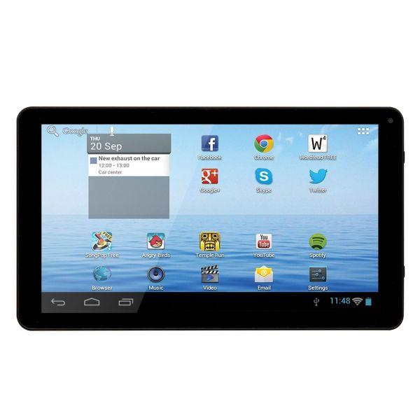 Tablet Denver TIQ-10343 10.6'' 1GB 16GB Black