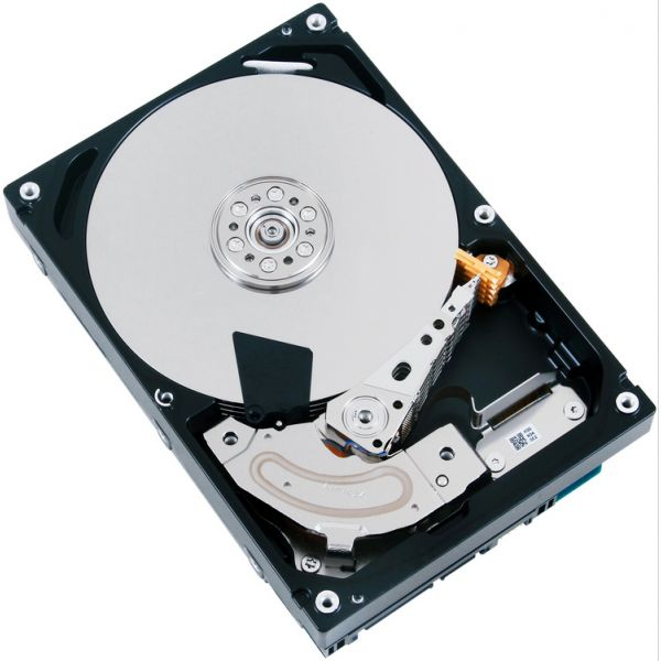 Toshiba 6TB HDD Nearline Sata 6GB/ST 3.5 7200rpm 64mb Emu - MG04ACA600E