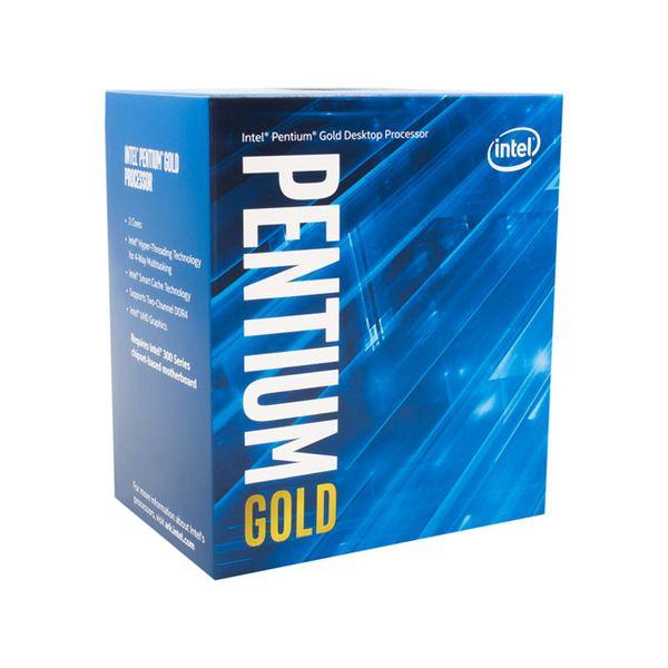 Intel Pentium Gold G5500 Dual-Core 3.8GHz 4MB Skt1151 - BX80684G5500