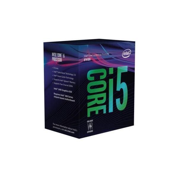 Intel Core i5-8500 3.0GHz c/ Turbo 4.1GHz 9MB Skt1151 - BX80684I58500