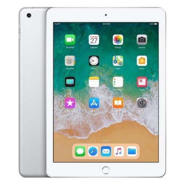 "Tablet Apple iPad 9.7"" 128GB Wi-Fi + Cellular Silver - MR732TY/A"