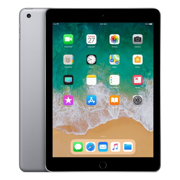 "Tablet Apple iPad 9.7"" 128GB Wi-Fi Space Grey - MR7J2TY/A"