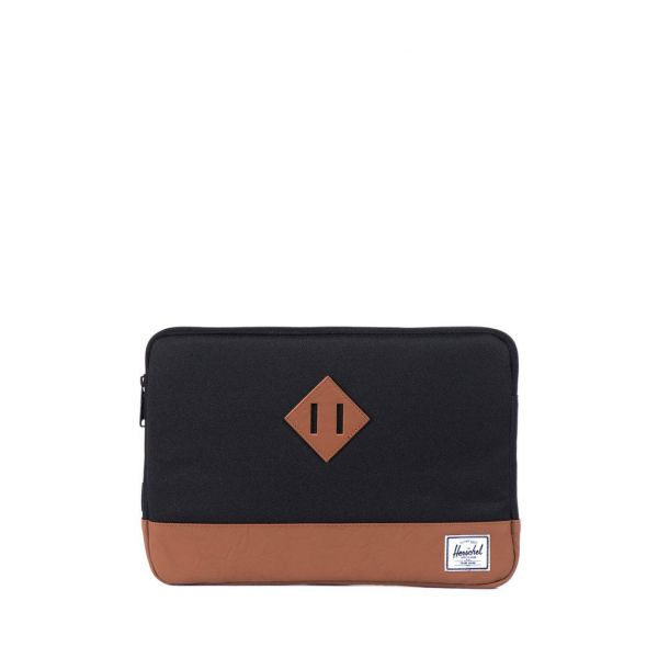 Herschel Sleeve for MacBook 11' Heritage Black/Tan PU