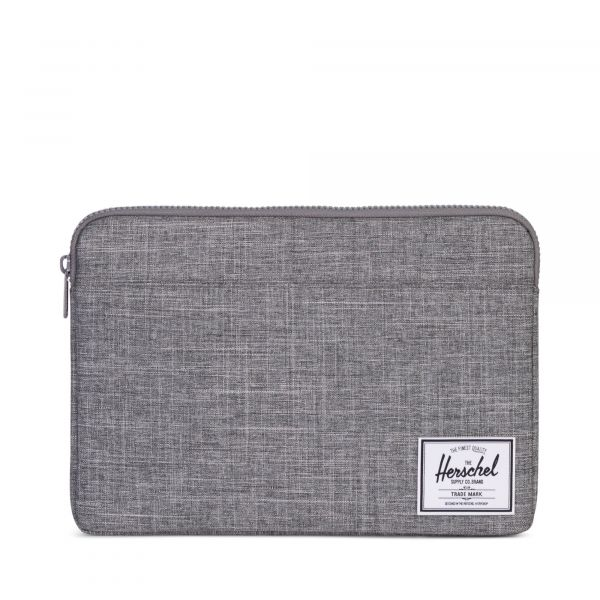 Herschel Sleeve for MacBook Anchor Raven Crosshatch - 10054-02180-13