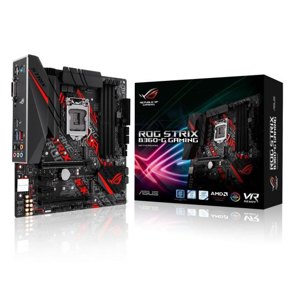 Motherboard Asus ROG Strix B360-G Gaming - 90MB0WD0-M0EAY0