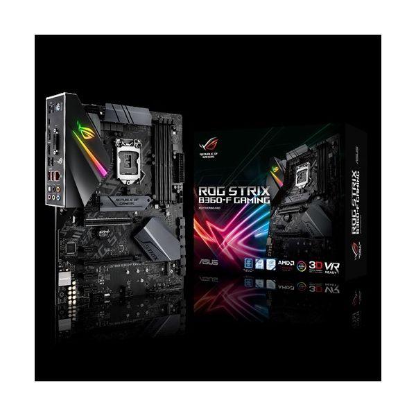 Motherboard Asus ROG Strix B360-F Gaming - 90MB0WG0-M0EAY0
