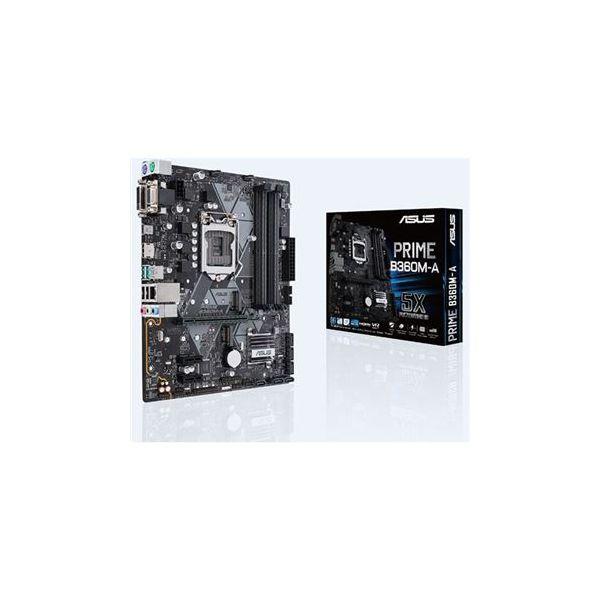 Motherboard Asus Prime B360M-A - 90MB0WQ0-M0EAY0
