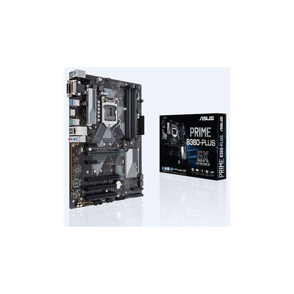 Motherboard Asus Prime B360-Plus - 90MB0WB0-M0EAY0