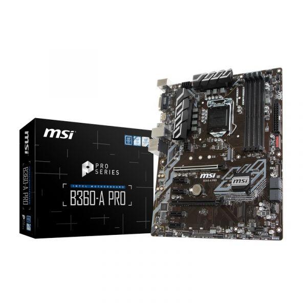 Motherboard MSI B360-A PRO